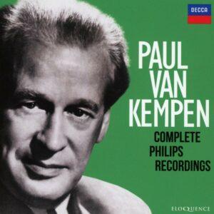 Complete Philips Recordings - Paul van Kempen