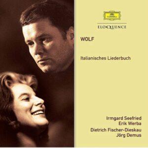 Wolf: Italianisches Liederbuch - Dietrich Fischer-Dieskau