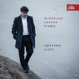 Liszt / Smetana: Piano Works - Miroslav Sekera