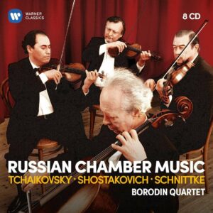 Russian Chamber Music - Borodin Quartet