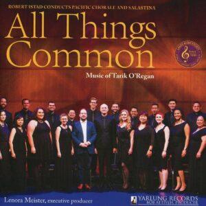 Tarik O'Regan: All Things Common - Robert Istad