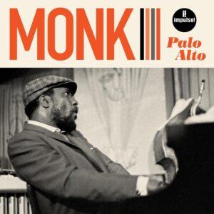 Palo Alto (Live) (Vinyl) - Thelonious Monk