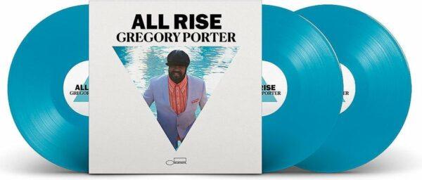 All Rise (Coloured Vinyl) - Gregory Porter