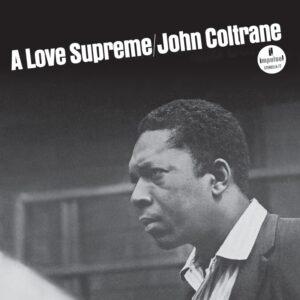 A Love Supreme (Vinyl) - John Coltrane