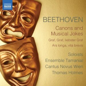 Beethoven: Canons And Musical Jokes - Cantus Novus Wien
