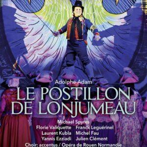 Adolphe Adam: Le Postillon De Lonjumeau - Michael Spyres