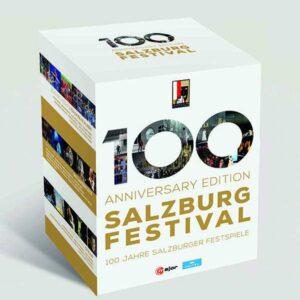 Salzburg Festival - 100 Anniversary Edition: 10 Operas