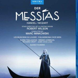 Handel: Der Messias - Marc Minkowski