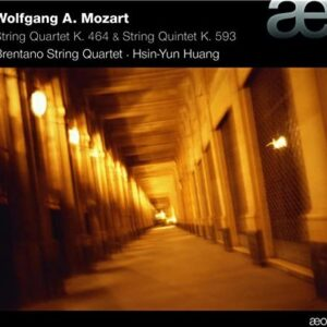 Mozart: Quartets KV 464, 593 - Brentano String Quartet