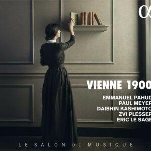 Vienne 1900 - Emmanuel Pahud