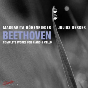 Beethoven: Complete Works For Piano & Cello - Julius Berger