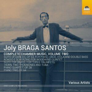 Joly Braga Santos: Complete Chamber Music Vol. 2 - Jill Lawson