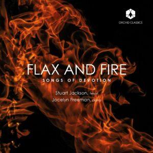 Flax & Fire: Songs Of Devotion - Stuart Jackson