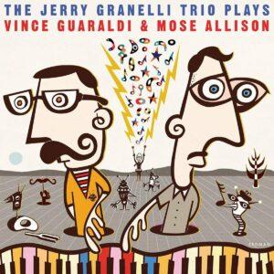 The Jerry Granelli Trio Plays Vince Guaraldi And Mose Allison (Vinyl)