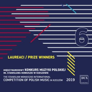 Prize Winners: From the Stanislaw Moniuszko International Competition of Polish Music 2019 Vol. 6 - Pavel Dombrovsky