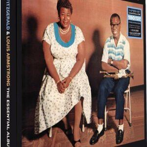 Essential Albums (Vinyl) - Ella & Louis Armstrong Fitzgerald