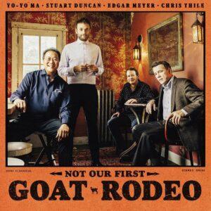 Not Our First Goat Rodeo (Vinyl) - Yo-Yo Ma