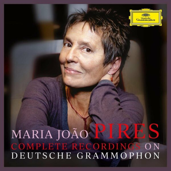 Complete Recordings On Deutsche Grammophon - Maria Joao Pires