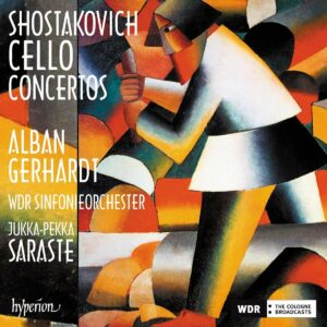 Shostakovich: Cello Concertos - Alban Gerhardt