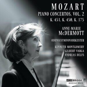 Mozart: Piano Concertos Vol. 2 - Anne-Marie McDermott