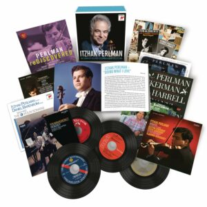 The Complete RCA And Columbia Album Collection - Itzhak Perlman