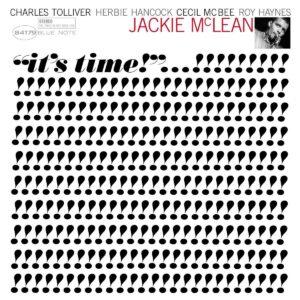 It's Time (Vinyl) - Jackie McLean