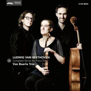 Beethoven: Complete Works For Piano Trio - Van Baerle Trio