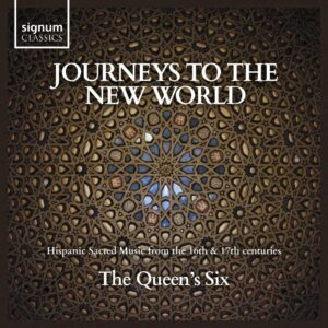 Journeys To The New World - The Queen's Six
