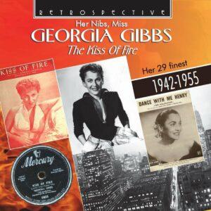 The Kiss Of Fire - Georgia Gibbs