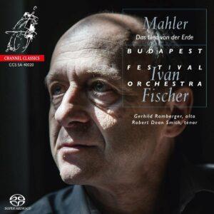 Mahler: Das Lied Von Der Erde - Iván Fischer