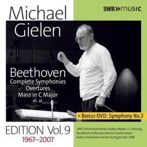 Michael Gielen Edition Vol. 9: Ludwig Van Beethoven