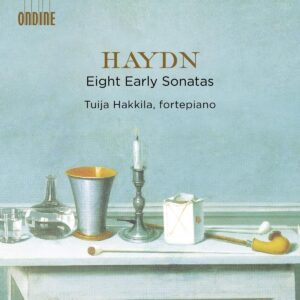 Haydn: Eight Early Sonatas - Tuija Hakkila