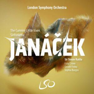 Leos Janacek: The Cunning Little Vixen - Simon Rattle