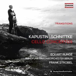 Schnittke / Kapustin: Cello Concertos - Eckart Runge