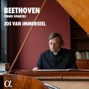Piano Works Of The Young Beethoven - Jos Van Immerseel