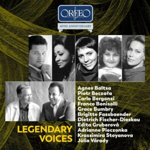 Legendary Voices (40th Anniversary Edition)