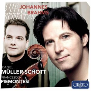 Brahms: The Cello Sonatas - Daniel Müller-Schott
