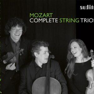 Mozart: Complete String Trios - Jacques Thibaud String Trio