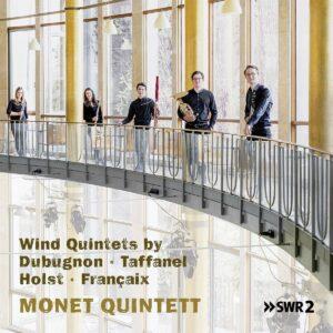 Wind Quintets - Monet Quintett