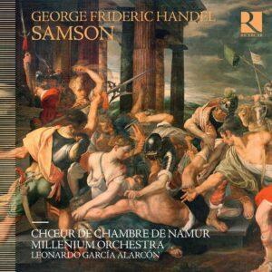 Handel: Samson - Leonardo Garcia Alarcon