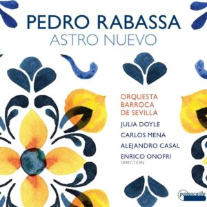 Pedro Rabassa: Astro Nuevo - Carlos Mena