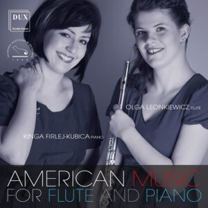 American Music For Flute - Olga Leonkiewicz