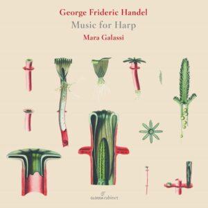 George Frideric Handel: Music For Harp - Mara Galassi - Giovanni Togni