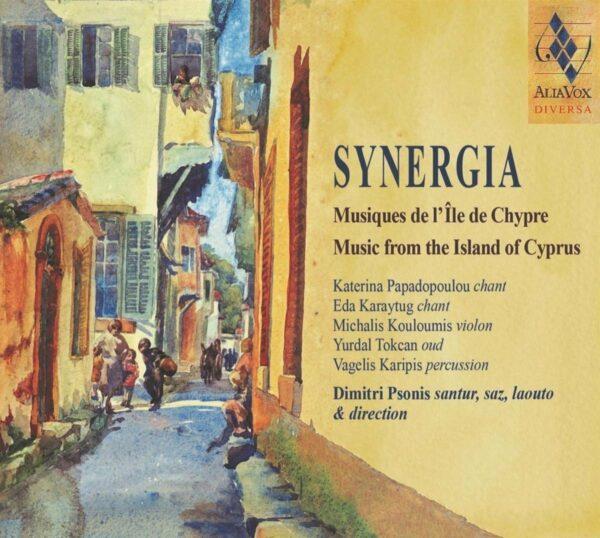 Synergia, Music From Cyprus - Katerina Papadopoulou