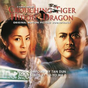 Crouching Tiger Hidden Dragon (OST) (Vinyl) - Tan Dun