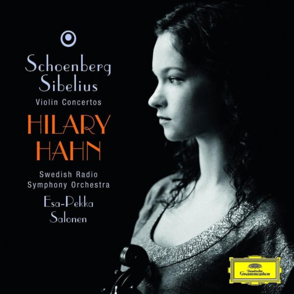 Schönberg : Concerto violon. Hahn.