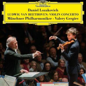 Beethoven: Violin Concerto - Valery Gergiev