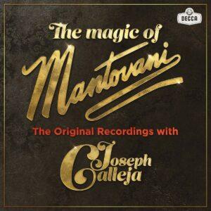 Mantovani & Me (Vinyl) - Joseph Calleja
