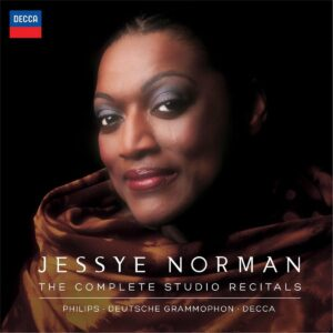 Complete Studio Recitals (Limited Edition) - Jessye Norman