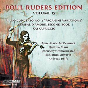 Ruders: Edition Vol. 15 - Anne-Marie McDermott